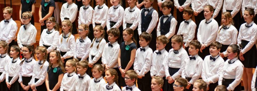 Kinderchor des ungarischen Rundfunks